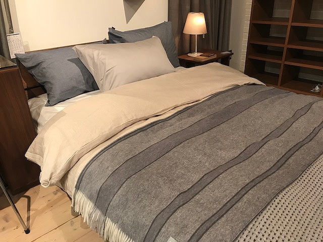 こだわりのベッドウェア