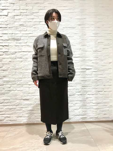 eauk冬の暖かスタイリング